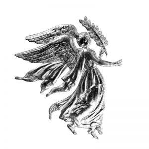 Dresdner Pappe Engel