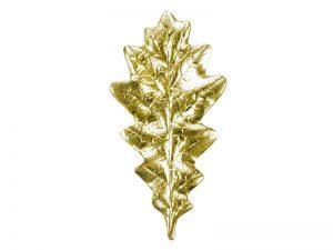 eichenblatt aus pappe