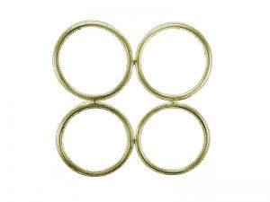Rahmen - Ornamente gold