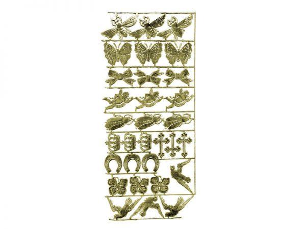 Dresdner-Pappen-verschiedene-Motive-Bogen-gold