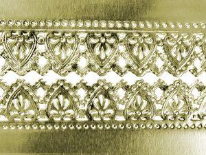 Dresdner-Pappen-Borte-gold-Detail