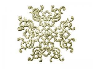Ornament nach historischer Vorlage gold