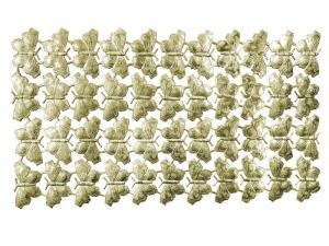 3D Motive aus Pappe Schmetterling gold