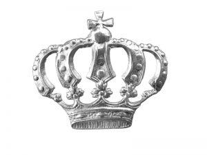 Exklusive Einzelprägungen Krone silber
