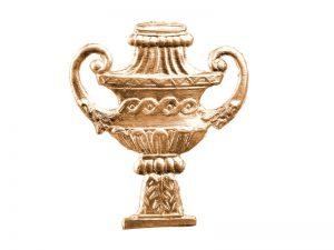 Exklusive Einzelprägungen Pokal altgold