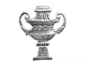 Exklusive Einzelprägungen Pokal silber