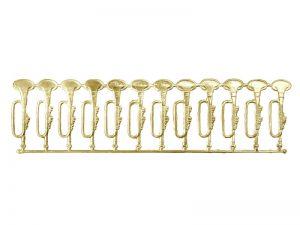 Trompete gold