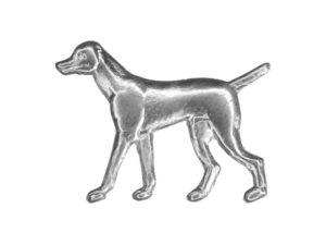Dresdner-Pappen-Hund-Detail-silber