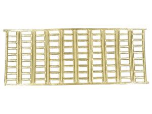 Dresdner Pappen Leiter groß Bogen gold