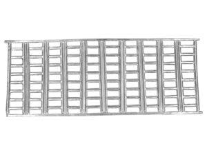 Dresdner Pappen Leiter groß Bogen silber